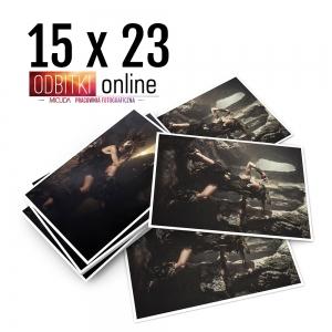 Ilford Galerie Metallic Gloss 15x23 - Odbitki Zdjęcia Wydruk Fotograf Micuda