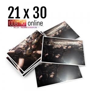 Ilford Galerie Metallic Gloss 21x30 - Odbitki Zdjęcia Wydruk Fotograf Micuda