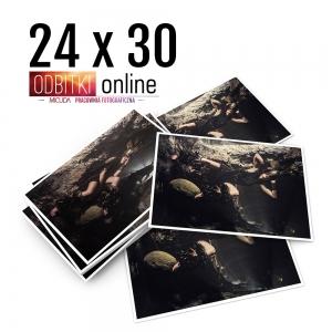 Ilford Galerie Metallic Gloss 24x30 - Odbitki Zdjęcia Wydruk Fotograf Micuda