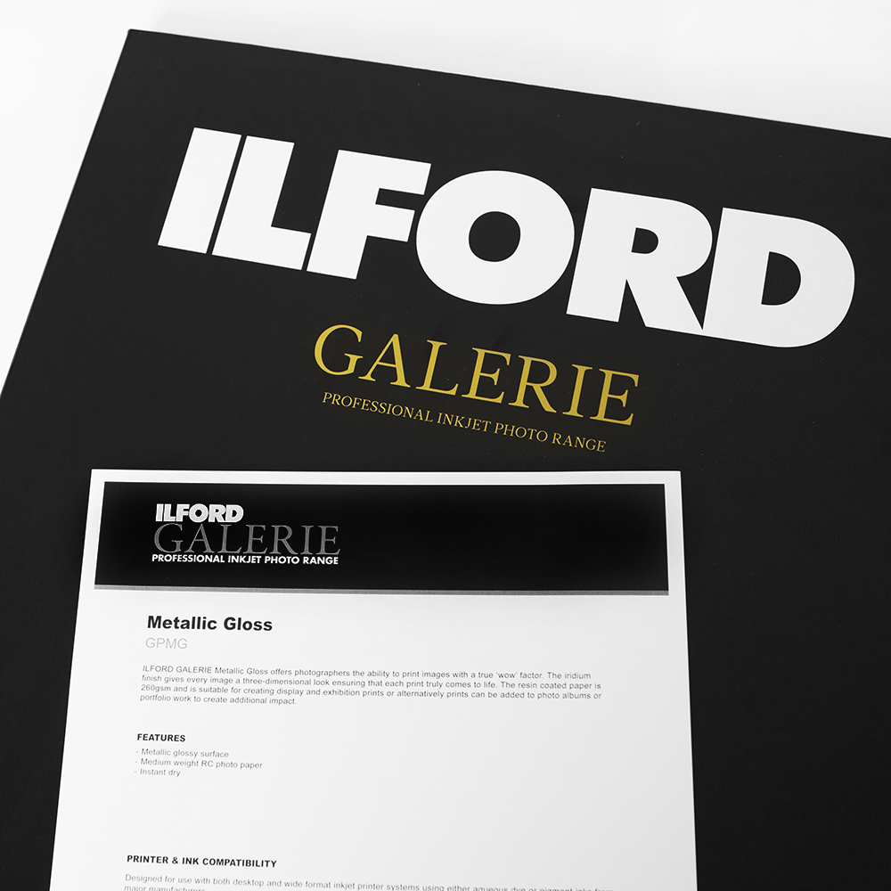 Ilford Galerie - Metallic Gloss - GPMG - Odbitki Micuda