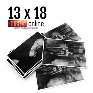 Ilford Galerie Mono Silk Warmtone 13x18 - Odbitki Zdjęcia Wydruk Fotograf Micuda