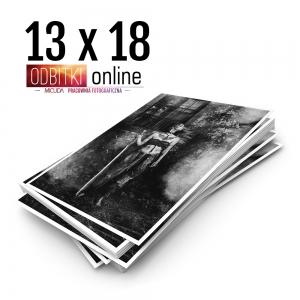Ilford Galerie Mono Silk Warmtone 13x18 - Odbitki Zdjęcia Wydruk Pracownia Fotograficzna