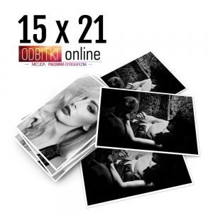 Ilford Galerie Mono Silk Warmtone 15x21 - Odbitki Zdjęcia Wydruk Fotograf Micuda