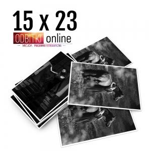 Ilford Galerie Mono Silk Warmtone 15x23 - Odbitki Zdjęcia Wydruk Fotograf Micuda