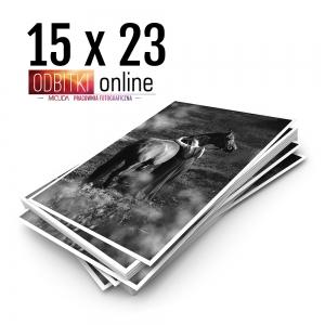 Ilford Galerie Mono Silk Warmtone 15x23 - Odbitki Zdjęcia Wydruk Pracownia Fotograficzna