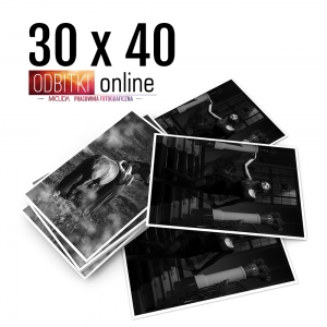 Ilford Galerie Mono Silk Warmtone 30x40 - Odbitki Zdjęcia Wydruk Fotograf Micuda Kraków