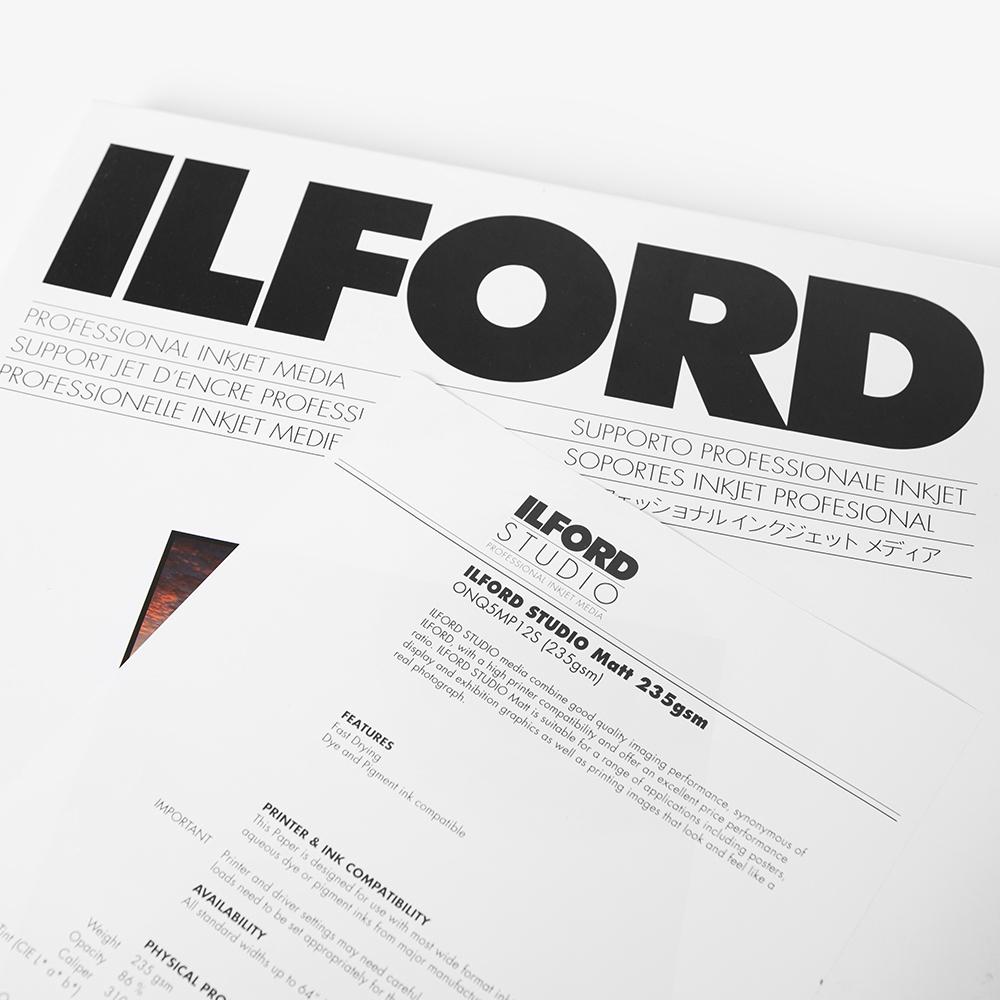 Ilford Studio - Matt 235gsm - ONQ5MP12S - Odbitki Micuda